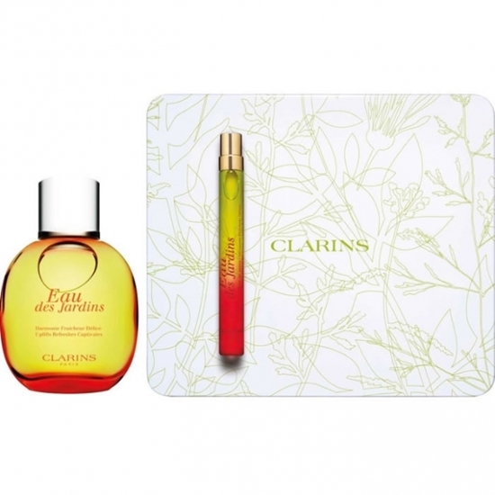 Immagine di CLARINS | Cofanetto Eau des Jardins Acqua di Trattamento