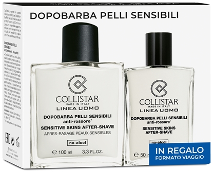 Immagine di COLLISTAR | Cofanetto Dopobarba Pelli Sensibili Anti Rossore No Alcool