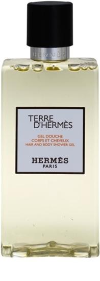Immagine di HERMES    Terre d'Hermès Gel Douche Corps et Cheveux